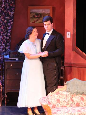 Saybrook Stage performs You Can't Take It With You