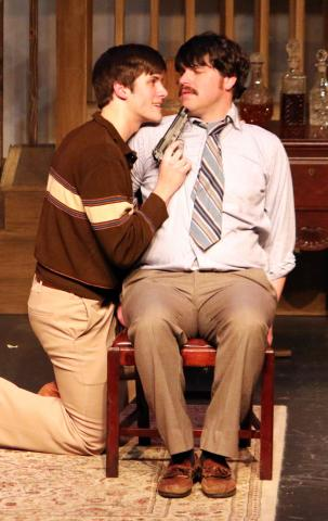 Deathtrap Produced By Saybrook Stage Company