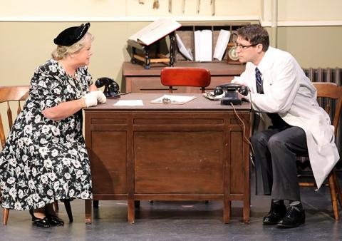 Harvey produced by The Saybrook Stage Company