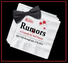 Rumors Performed at The Kate by Saybrook Stage Company